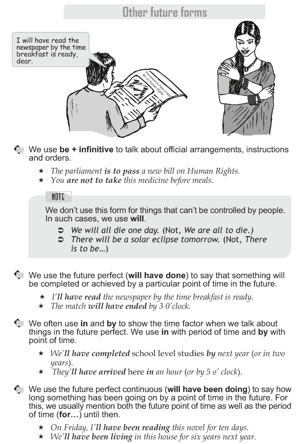Grade 10 Grammar Lesson 13 Other future forms (1)