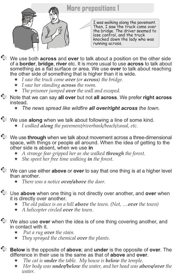 Grade 10 Grammar Lesson 40 More prepositions (1)