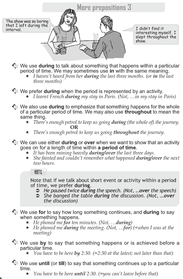 Grade 10 Grammar Lesson 42 More prepositions (3)
