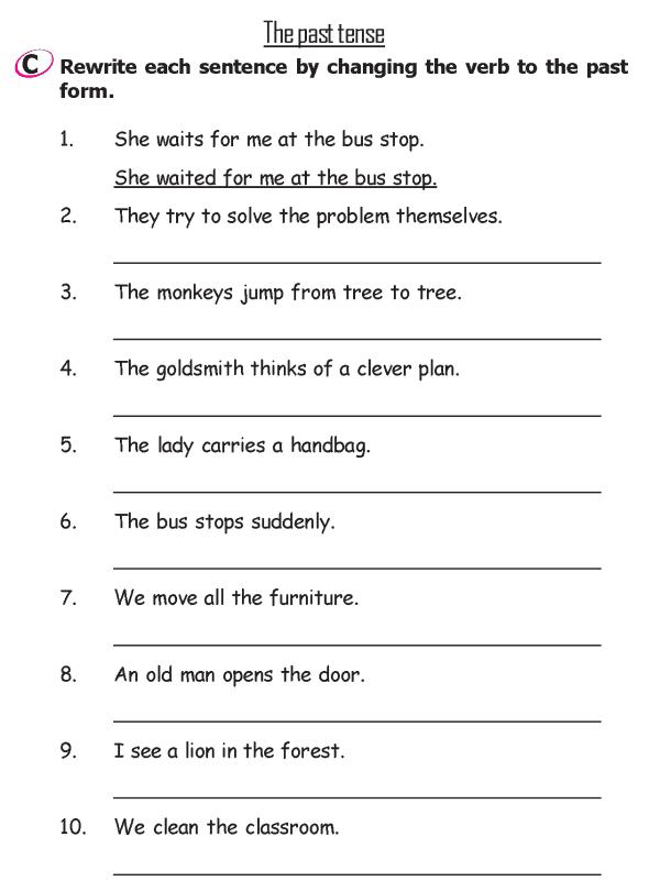 Grade 2 Grammar Lesson 14 Verbs - The future tense (3)