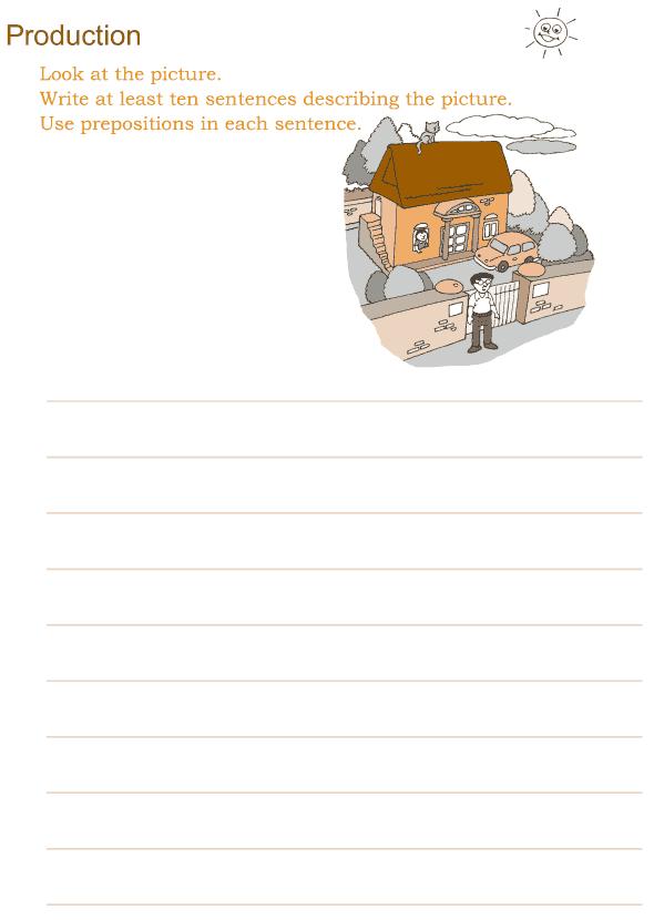 Grade 3 Grammar Lesson 13 Prepositions (3)