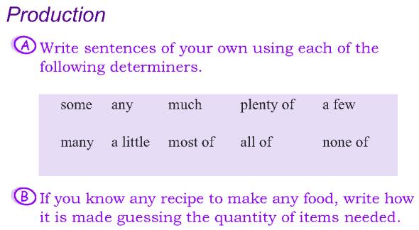 Grade 4 Grammar Lesson 14 Determiners (4)