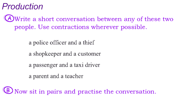 Grade 4 Grammar Lesson 16 Contractions (4)