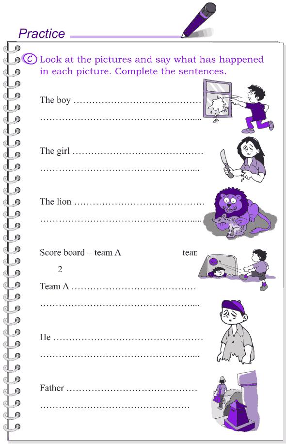 Grade 4 Grammar Lesson 18 The present tense (8)