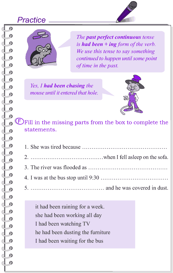 Grade 4 Grammar Lesson 19 The past tense (7)