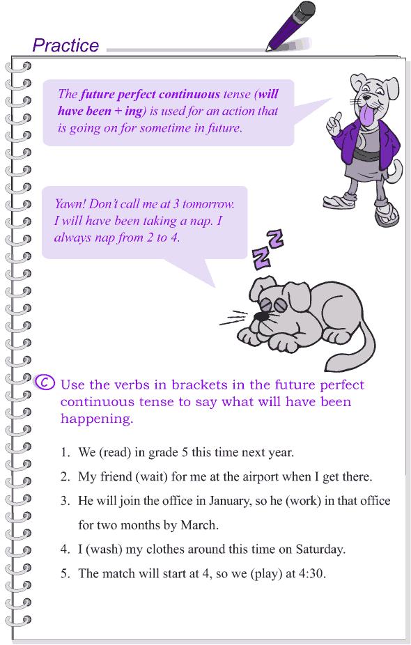 Grade 4 Grammar Lesson 20 The future tense (5)