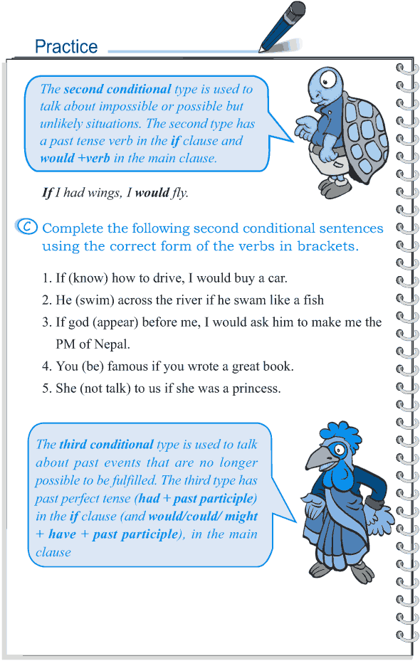 Grade 5 Grammar Lesson 11 The conditional (3)