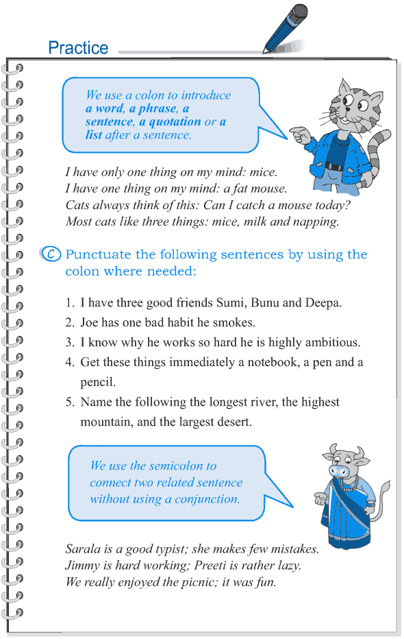 Grade 5 Grammar Lesson 16 Punctuation (7)