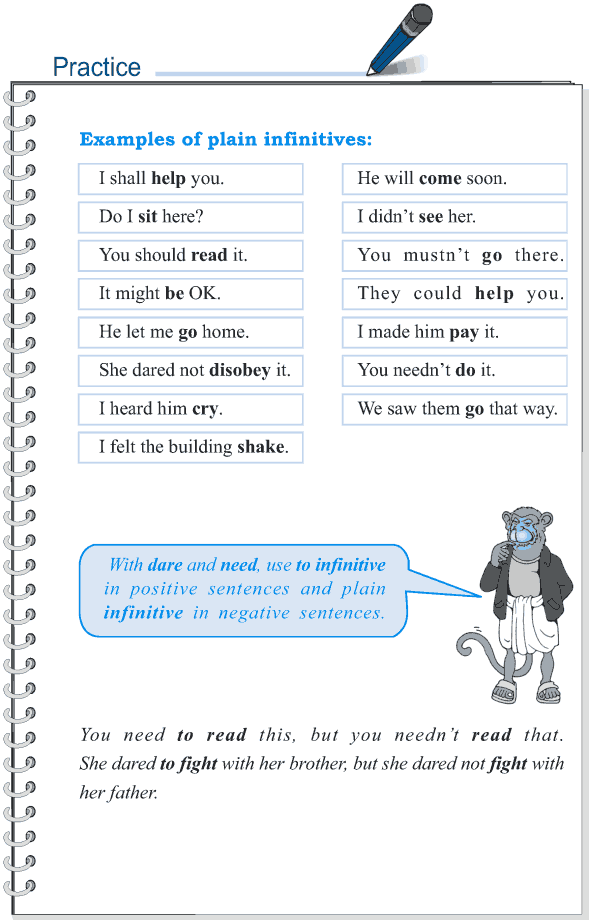 Grade 5 Grammar Lesson 3 Verbs finite and non-finite (4)