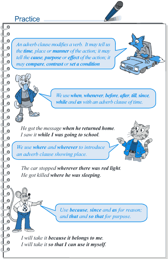Grade 5 Grammar Lesson 5 Clauses (4)