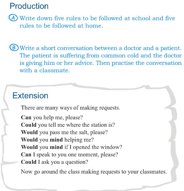 Grade 5 Grammar Lesson 7 Modal verbs (11)