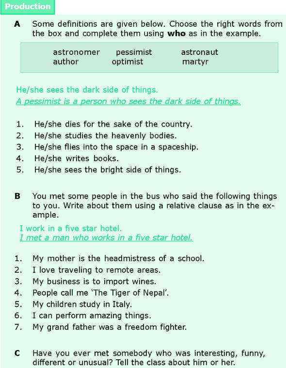 Grade 6 Grammar Lesson 10 Relative clauses (6)