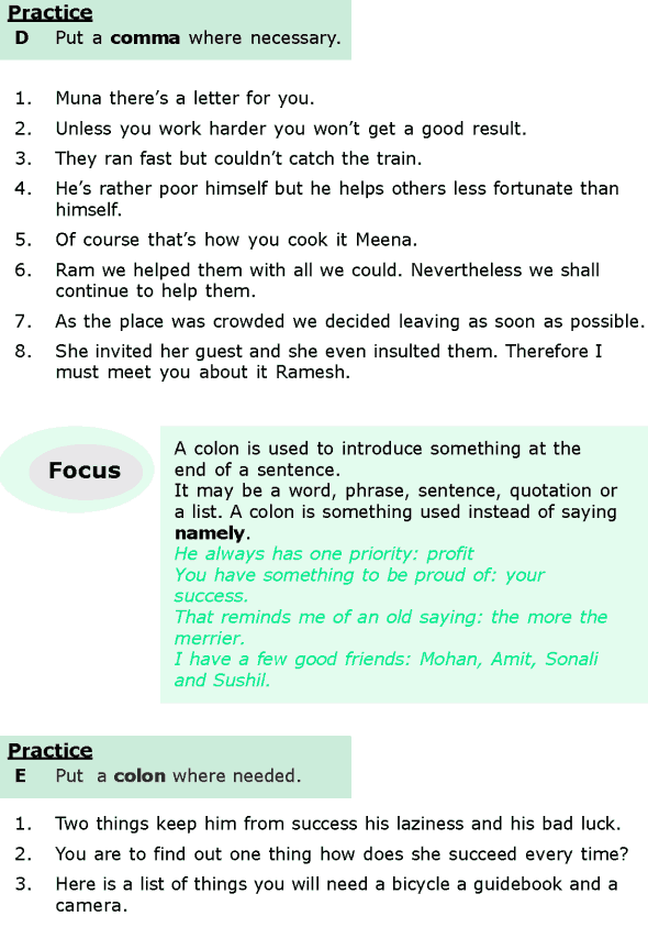 Grade 6 Grammar Lesson 17 Capitalization and punctuations (4)