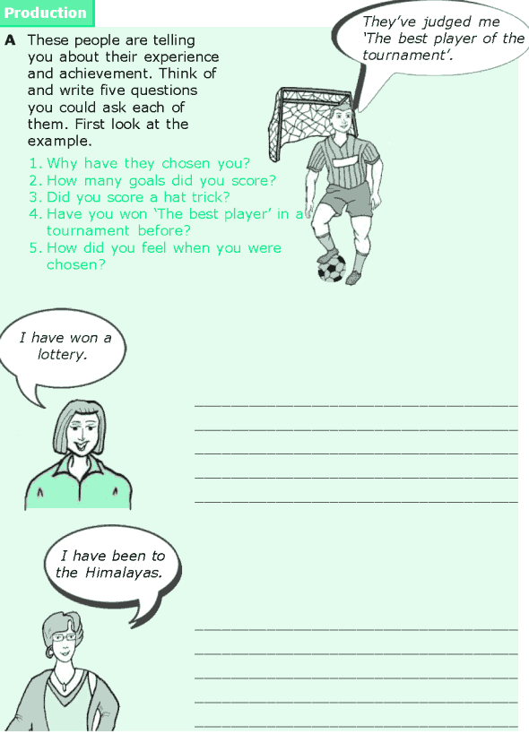Grade 6 Grammar Lesson 4 The simple past and the present continuous (3)