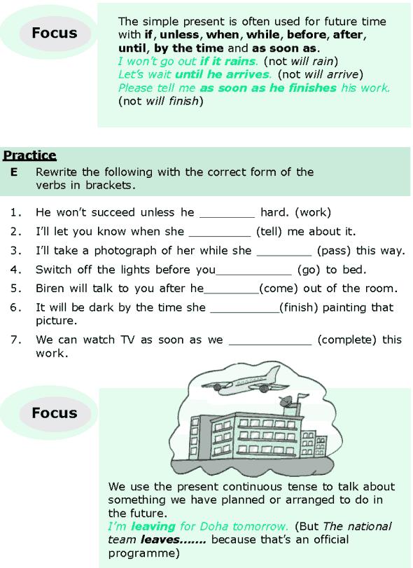 Grade 6 Grammar Lesson 5 Expressing the future (5)