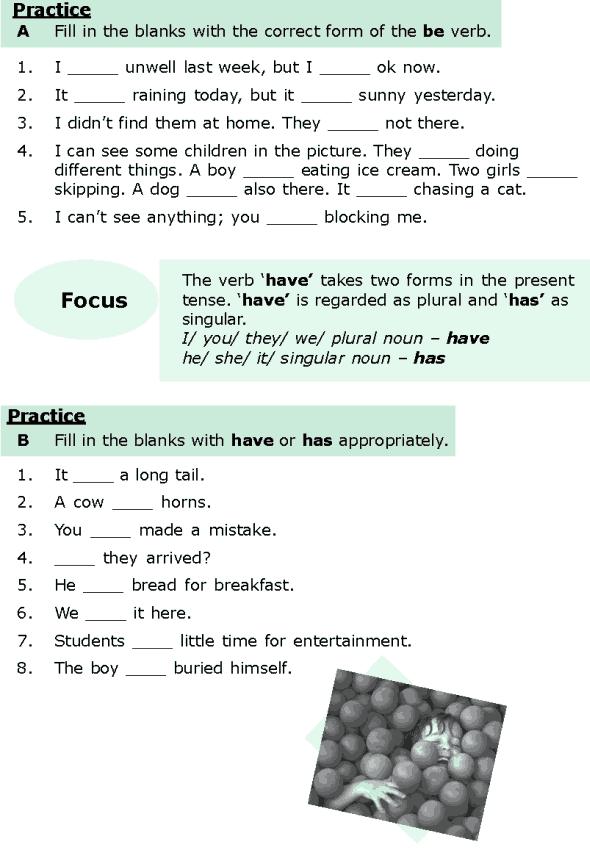 Grade 6 Grammar Lesson 7 Subject-verb agreement (1)