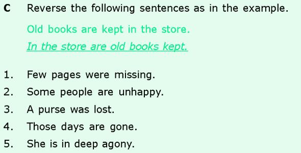 Grade 6 Grammar Lesson 7 Subject-verb agreement (5)