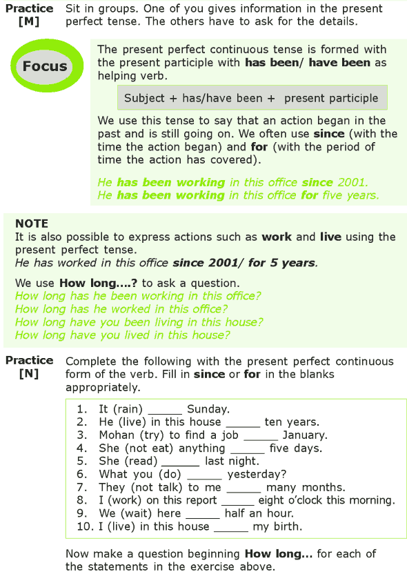 Grade 7 Grammar Lesson 1 The present tense (8)