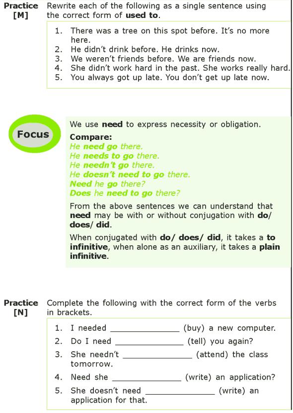 Grade 7 Grammar Lesson 10 Modals (11)