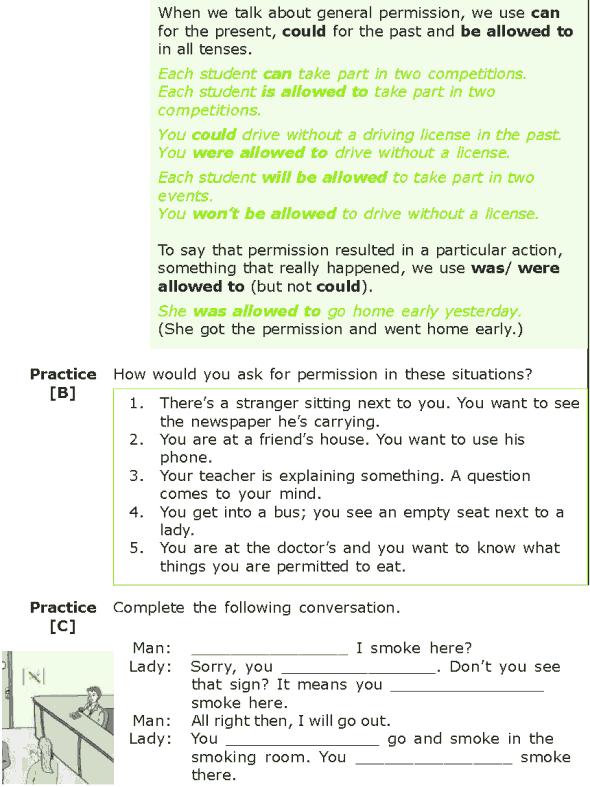 Grade 7 Grammar Lesson 10 Modals (2)