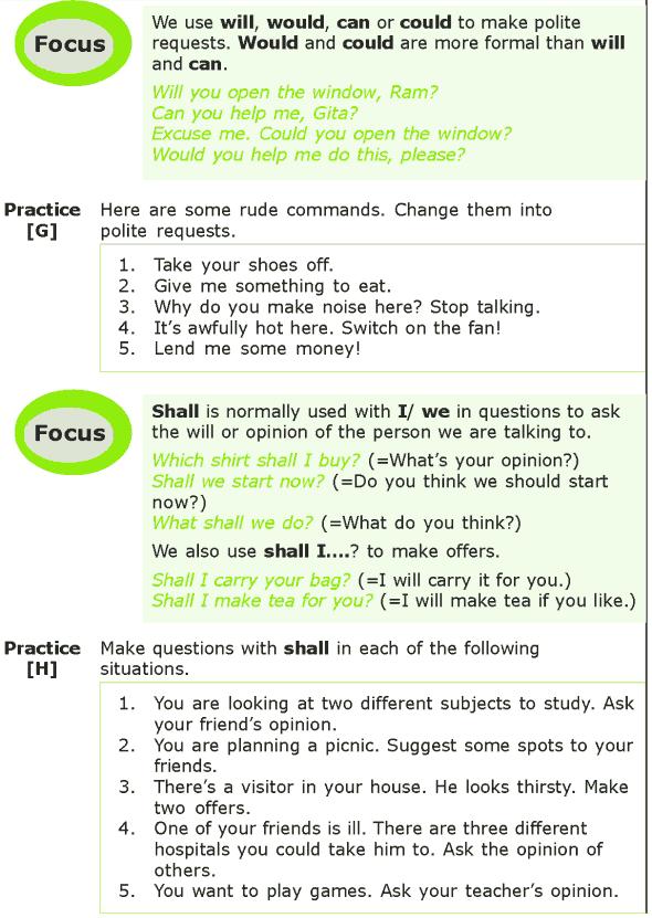 Grade 7 Grammar Lesson 10 Modals (6)