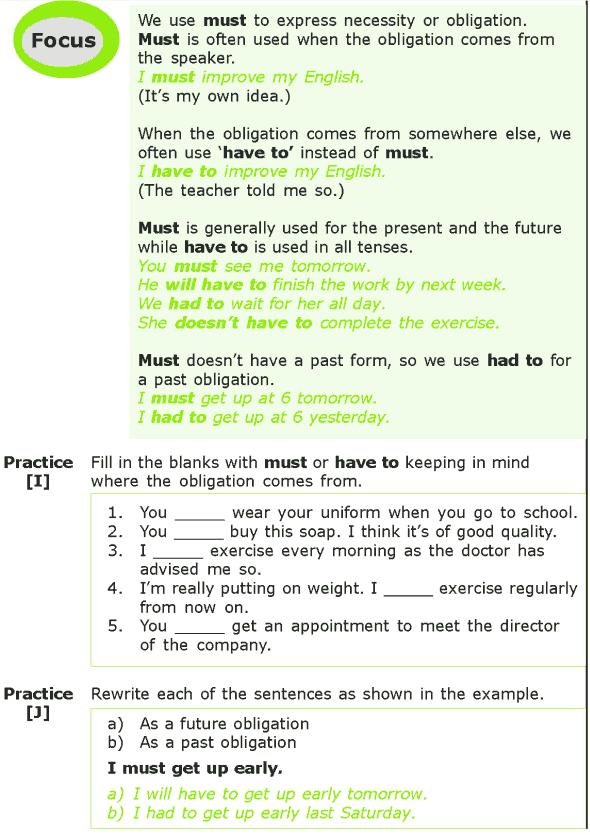 Grade 7 Grammar Lesson 10 Modals (8)