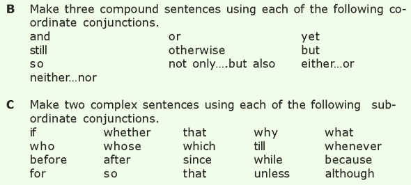 Grade 7 Grammar Lesson 12 Sentences simple, compound and complex (4)