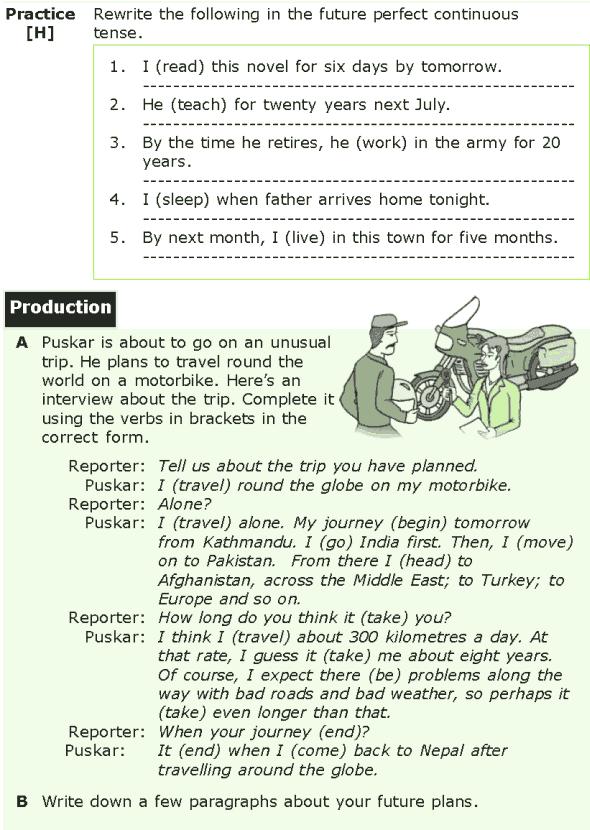 Grade 7 Grammar Lesson 3 The future tense (6)