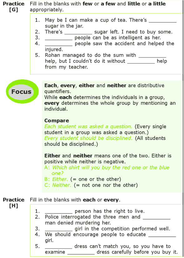 Grade 7 Grammar Lesson 5 Determiners (4)