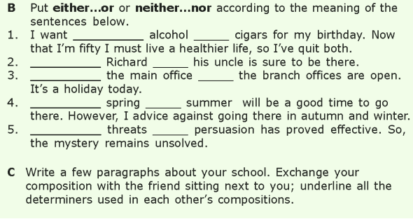 Grade 7 Grammar Lesson 5 Determiners (6)