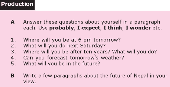 Grade 8 Grammar Lesson 12 The simple future tense (2)