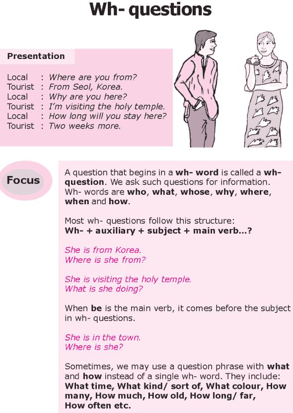 Grade 8 Grammar Lesson 19 Wh- questions (0)