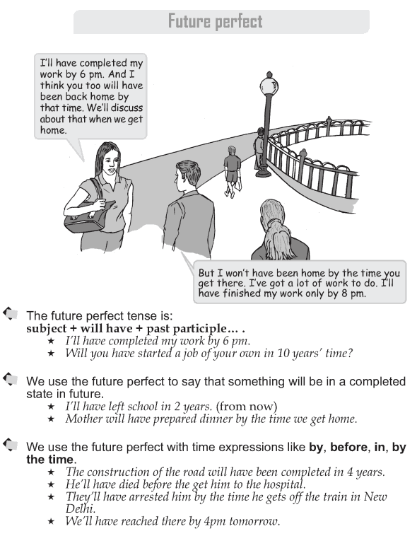 Grade 9 Grammar Lesson 15 Future perfect (1)