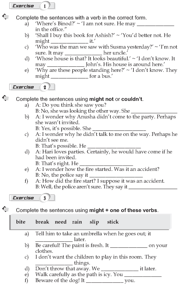 Grade 9 Grammar Lesson 23 May and might (2)