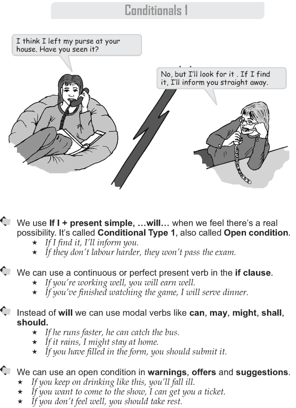 Grade 9 Grammar Lesson 28 Conditionals 1