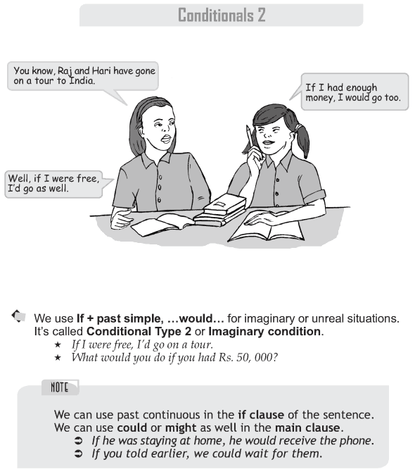 Grade 9 Grammar Lesson 29 Conditionals 2 (1)