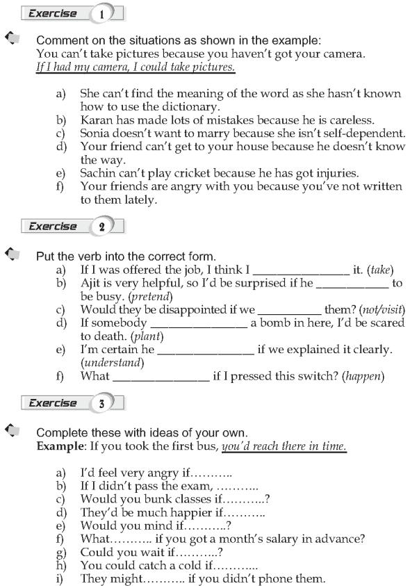 Grade 9 Grammar Lesson 29 Conditionals 2 (2)