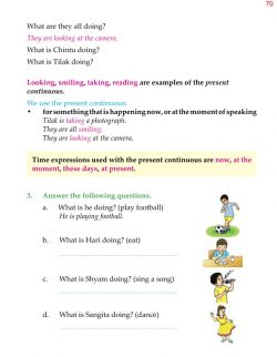 4th Grade Grammar Unit 9 Present Simple and Present Continuous 3.jpg