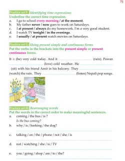 4th Grade Grammar Unit 9 Present Simple and Present Continuous 8.jpg