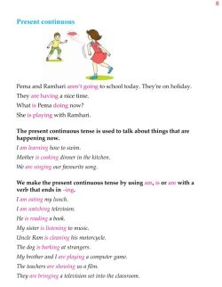 5th Grade Grammar Present Simple - Present Continuous 7.jpg