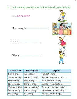 5th Grade Grammar Present Simple - Present Continuous 8.jpg